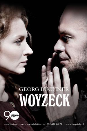 Woyzeck - plakat