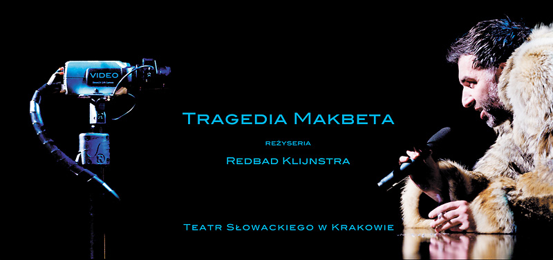 Tragedia Makbeta projekt billboardu