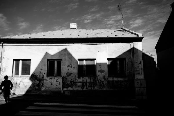 Ostatni dom w rzędzie do wyburzenia