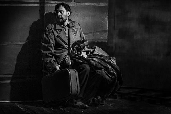Marek Kałużyński jako Swat fot. Piotr Kubic