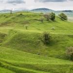 Wzgórza w Transylwanii, fot. Piotr Kubic