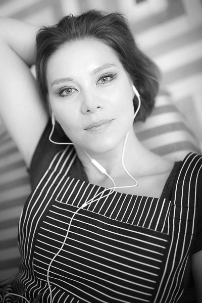 Anna Rokita, aktorka, fot. Piotr Kubic