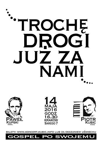Paweł Kupski i Piotr Kubic, koncert