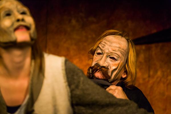 Requiem Hanocha Levina, reżyseria Maciej Gorczyński, fot. Piotr Kubic