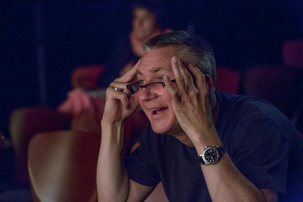 Piotr Urbaniak, reżyser, fot. Piotr Kubic