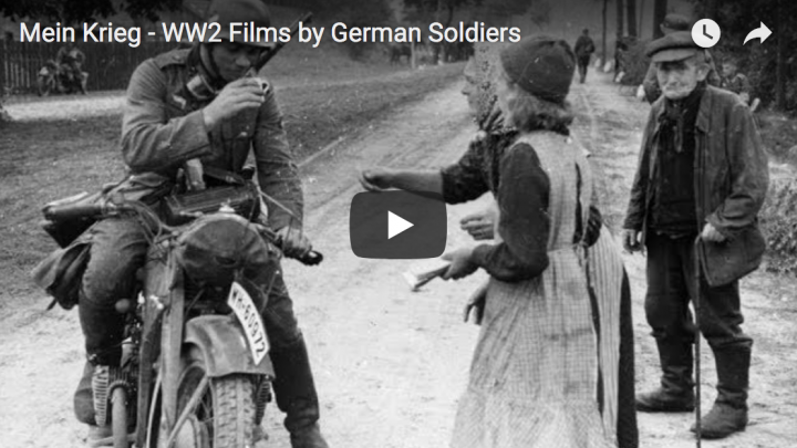 Mein Krieg - WW2 Films by German Soldiers