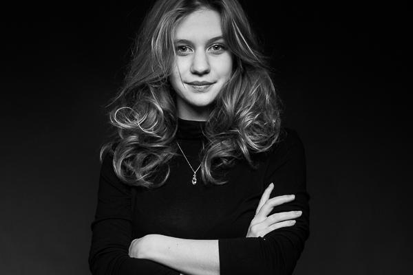 AleksandraGrabowska, scenografka, fot. Piotr Kubic