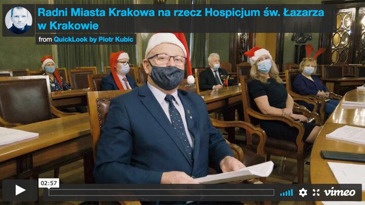 Rada Miasta Krakowa i kolęda, fot. Piotr Kubic