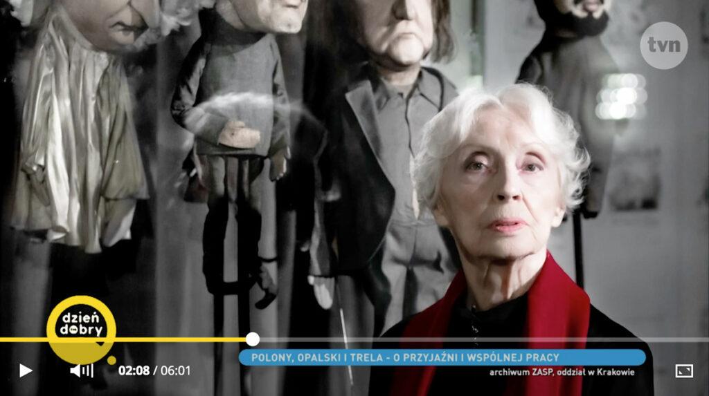 Anna Polony na tle znanych postaci polskiego teatru